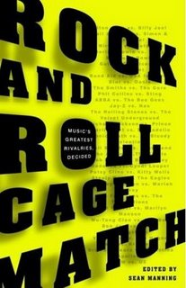 rock and roll cagematch cover art